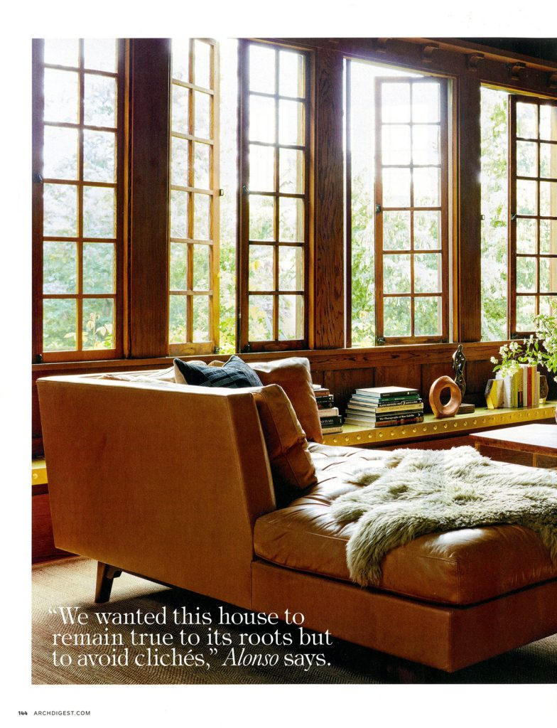Architectural Digest_Back to Cali